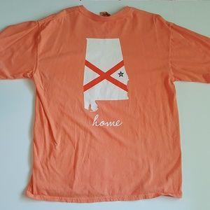 Auburn University Alabama T-shirt Size Large